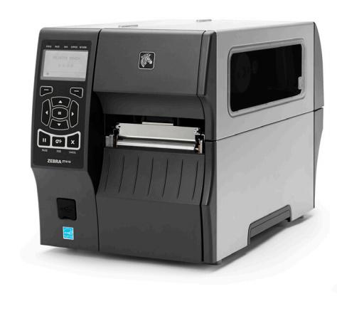 Zebra ZT410 impresora de etiquetas Transferencia térmica Inalámbrico y alámbrico