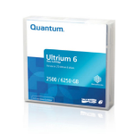Quantum MR-L6MQN-02 2500GB LTO blank data tape