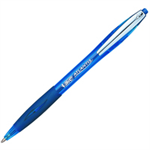 BIC 902132 Clip-on retractable ballpoint pen Blue 12pc(s) ballpoint pen