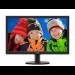 "Philips 240V5QDSB/00 24"" Full HD IPS Black computer monitor"