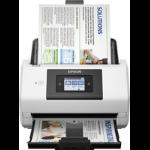Epson WorkForce DS-780N 600 x 600 DPI Sheet-fed scanner Black,White A4