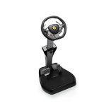 Thrustmaster Ferrari Vibration GT Cockpit 458 Italia Edition Steering wheel + Pedals PC, Xbox Black