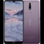 """Nokia 2.4 16.5 cm (6.5"""") Dual SIM Android 10.0 4G Micro-USB 2 GB 32 GB 4500 mAh Purple"""