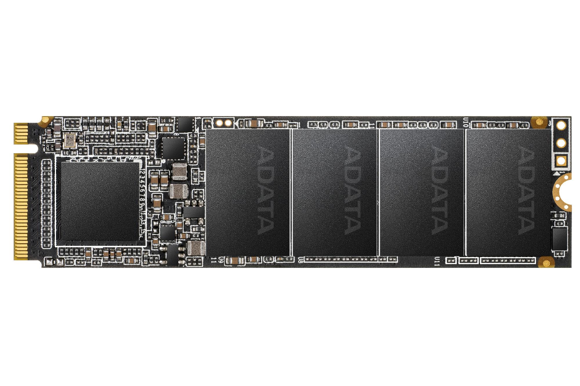 XPG SX6000 Pro M.2 1000 GB PCI Express 3.0 3D TLC NVMe