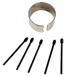 Zebra 440042 stylus pen accessory Black 6 pc(s)