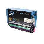 Click, Save & Print Remanufactured HP CE343A Magenta Toner Cartridge