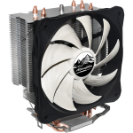 Alpenföhn Ben Nevis Advanced Processor Cooler 13 cm Black, Silver
