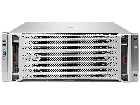 Hewlett Packard Enterprise ProLiant DL580 Gen8 CTO Intel® C602J LGA 2011 (Socket R) Rack (4U)