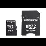 Integral 2GB MICRO SD CARD MICRO SD + ADAPTER