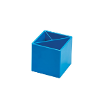 Avery CS402 Acrylonitrile butadiene styrene (ABS) Blue pen/pencil holder