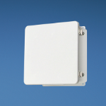 Panduit PZNWE12S Fiberglass electrical enclosure