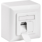 Microconnect UTP6AWALL1 wall plate/switch cover White