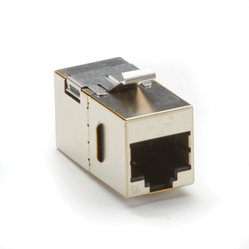 Black Box C6ACP70S-SV-10PAK keystone module