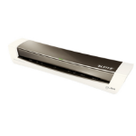 Leitz iLAM Home Office A3 Hot laminator 310mm/min Grey,White