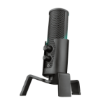Trust GXT 258 Fyru PC microphone Black