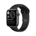 Apple Watch Series 6 Nike OLED 44 mm Gris GPS (satélite)