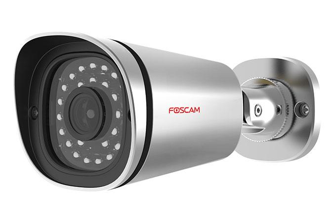 Foscam FI9900EP IP security camera Outdoor Bullet Silver 1920 x 1080pixels