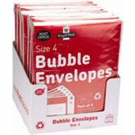 POSTPAK BUBBLE ENV SIZE 4 PK40 9723511