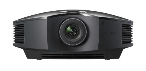 Sony VPL-HW45ES 1800ANSI lumens 1920 x 1080pixels Black film projector