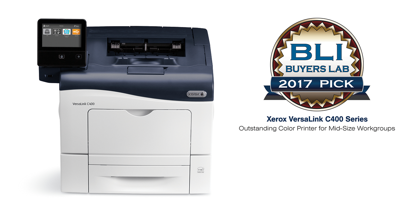 Xerox VersaLink C400V_DN laserprinter Kleur 600 x 600 DPI A4