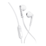Urbanista San Francisco Fluffy Cloud In-ear Binaural Wired White mobile headset