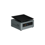 Intel NUC6CAYH 1.5GHz J3455 Black,Grey