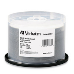 Verbatim 97339 25GB BD-R 50pcs read/write blu-ray disc (BD)