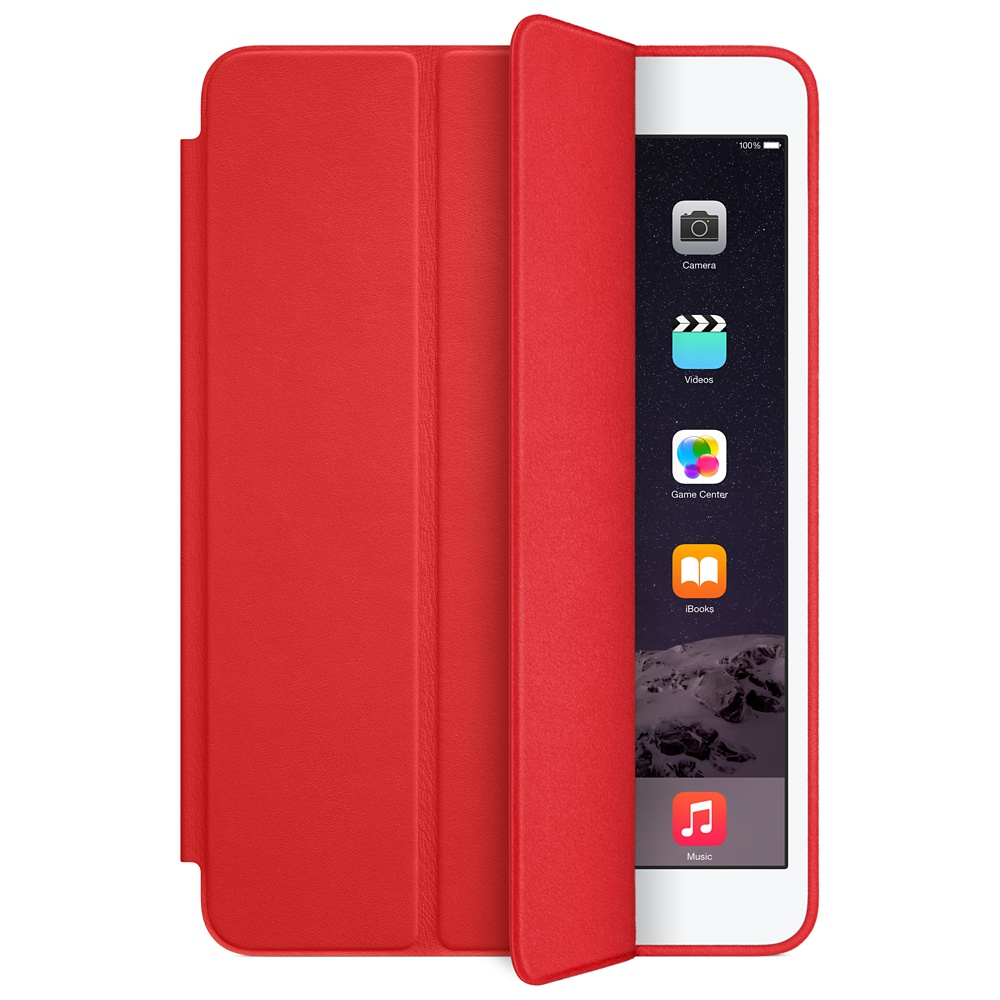 apple ipad mini smart case 7 9 shell case red 0 in distributor wholesale stock for resellers. Black Bedroom Furniture Sets. Home Design Ideas