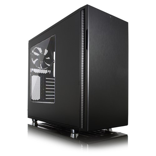 Fractal Design DEFINE R5 Blackout Edition Window Black computer case