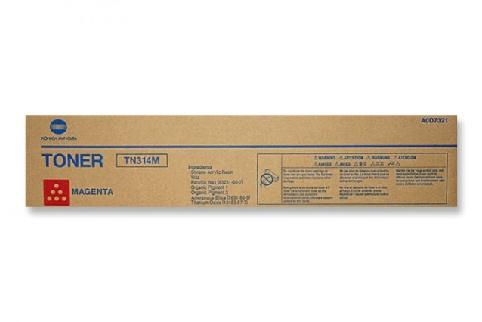 Konica Minolta A0D7351 (TN-314 M) Toner magenta, 20K pages