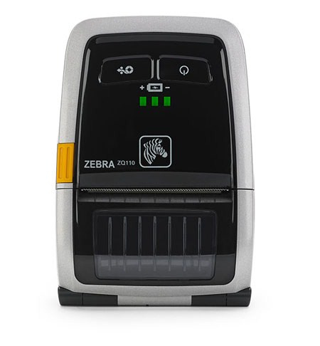 Zebra ZQ110 Direct thermisch Mobiele printer