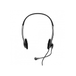 Port Designs 901603 headphones/headset Head-band Black