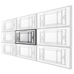 Newstar flat screen video wall mount