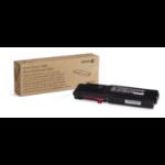 Xerox Cartucho de tóner magenta de gran capacidad para Phaser 6600/WorkCentre 6605 (6000 páginas)