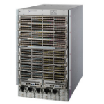 Extreme networks BR-SLX9850-8-BND-DC network equipment chassis Gray