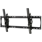 "Peerless STX660P 80"" Black flat panel wall mount"
