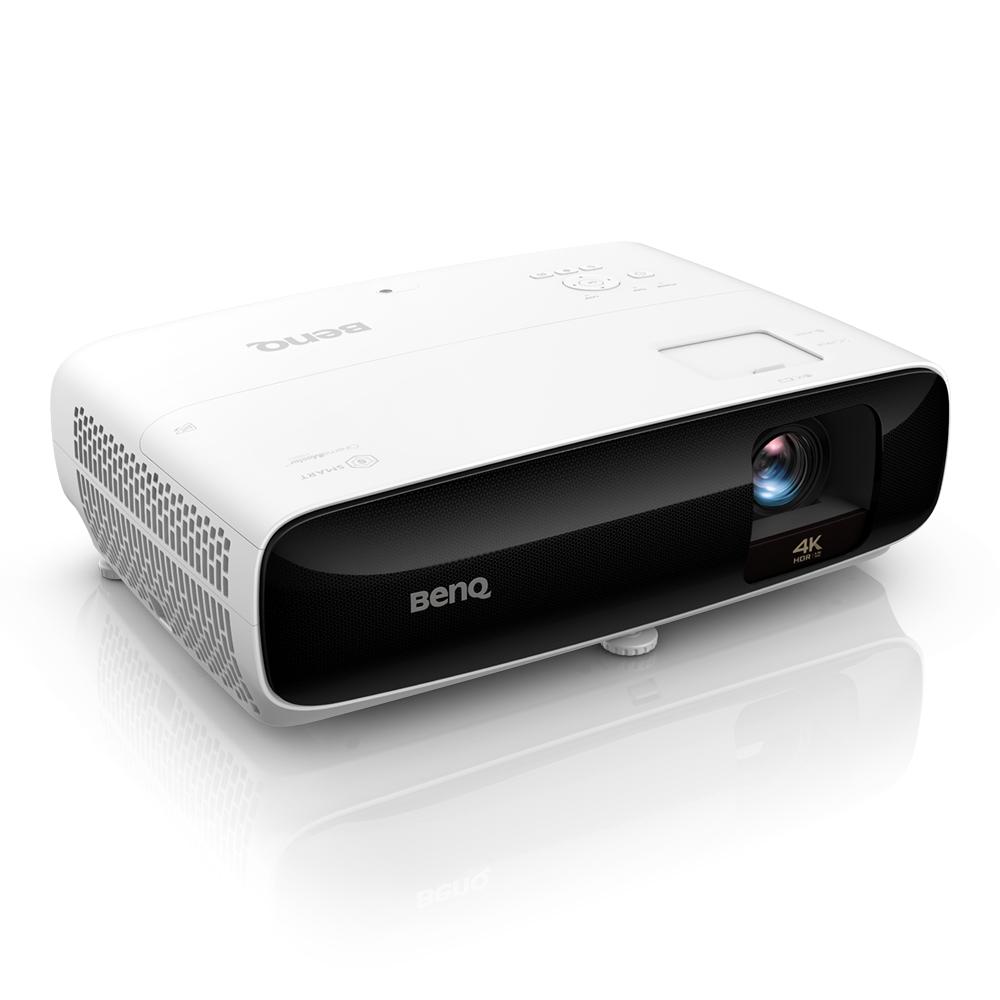 Benq TK810 data projector 3200 ANSI lumens DLP 2160p (3840x2160) Desktop projector Black, White