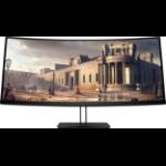 """HP Z38c 95.2 cm (37.5"""") 3840 x 1600 pixels UltraWide Quad HD+ LED Black"""