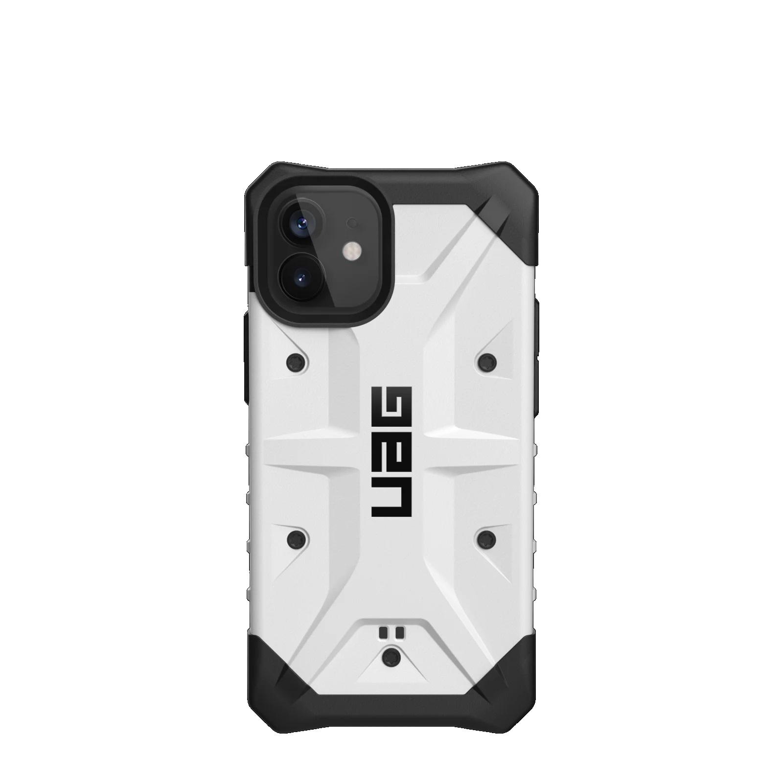 "Urban Armor Gear APPLE MILLENIUM 1 PATHFINDER ACCS funda para teléfono móvil 13,7 cm (5.4"") Negro, Blanco"
