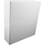 White Box WB PRES 4D RINGBINDER WHITE 65MM