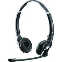 Sennheiser DW Pro 2 Binaural Head-band Black headset