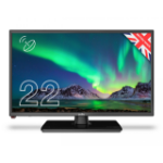 "Cello C2220S TV 55.9 cm (22"") Full HD Black"