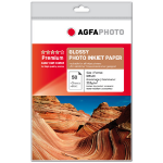 AgfaPhoto AP21050A4 A4 Gloss Multicolour photo paper