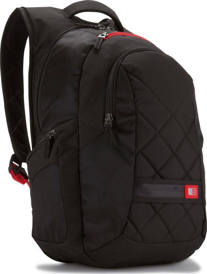 """Case Logic 16"""" Laptop Backpack notebooktas 40,6 cm (16"""") Rugzakhouder Zwart"""