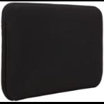 "Case Logic LAPS-213 BLACK notebook case 33.8 cm (13.3"") Sleeve case"