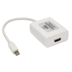 Tripp Lite Keyspan Mini DisplayPort to HDMI Adapter, Video Converter for Mac/PC, 1920x1200/1080p (M/F) 15.24 cm (6-in.)