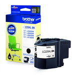Brother LC-229XLBK Ink cartridge black, 2.4K pages, 48ml