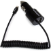 StarTech.com Dual-Port Car Charger with Lightning Cable and USB 2.0 Port - Black