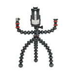 Joby JB01524-BWW tripod Mobile phone 3 leg(s) Black, Grey