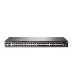 Hewlett Packard Enterprise Aruba 2930F 48G 4SFP+ Managed L3 Gigabit Ethernet (10/100/1000) Grijs 1U